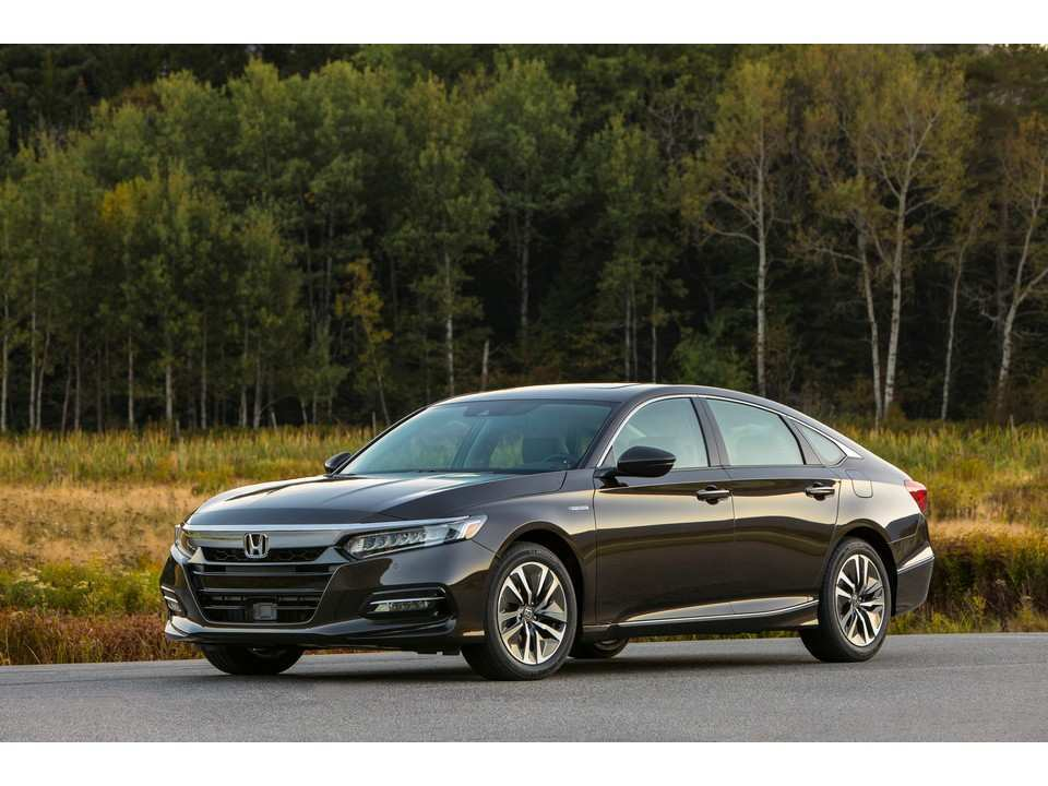 42 The New Honda Accord Hybrid 2019 Price And Release Date Photos for New Honda Accord Hybrid 2019 Price And Release Date