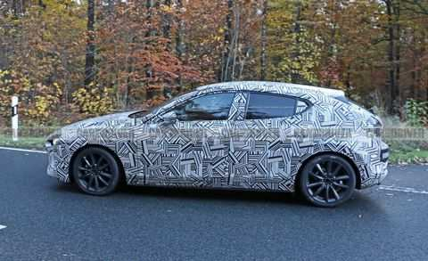 42 The New Mazda 3 2019 Spy Interior Interior by New Mazda 3 2019 Spy Interior