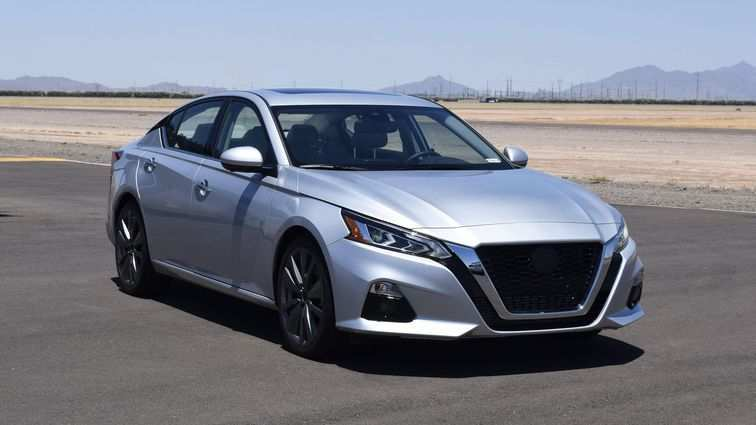 42 The The 2019 Nissan Altima Horsepower First Drive Spesification with The 2019 Nissan Altima Horsepower First Drive