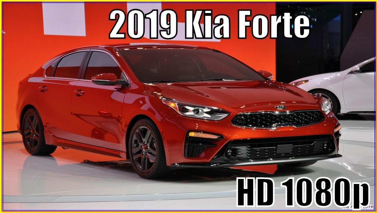42 The The Kia Forte 2019 Specs And Review Exterior by The Kia Forte 2019 Specs And Review