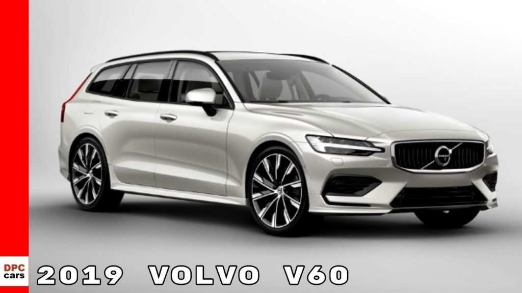 42 The Volvo 2019 Station Wagon Release Date Picture with Volvo 2019 Station Wagon Release Date