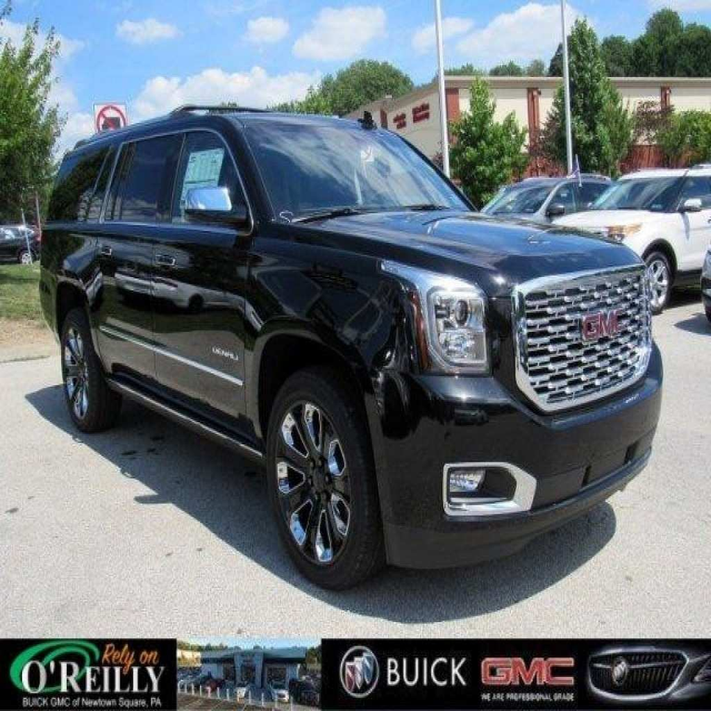 43 All New New 2019 Gmc Yukon Denali Colors Spesification Style for New 2019 Gmc Yukon Denali Colors Spesification