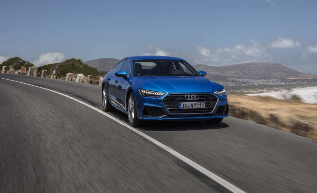 43 All New The 2019 Audi Brochure New Concept Performance for The 2019 Audi Brochure New Concept