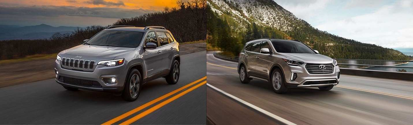 43 All New The 2019 Jeep Cherokee Vs Kia Sorento New Review History for The 2019 Jeep Cherokee Vs Kia Sorento New Review