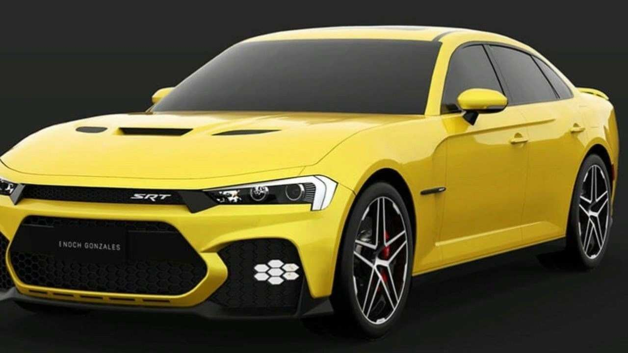 43 All New The Dodge Charger 2019 Concept Spy Shoot Redesign and Concept by The Dodge Charger 2019 Concept Spy Shoot