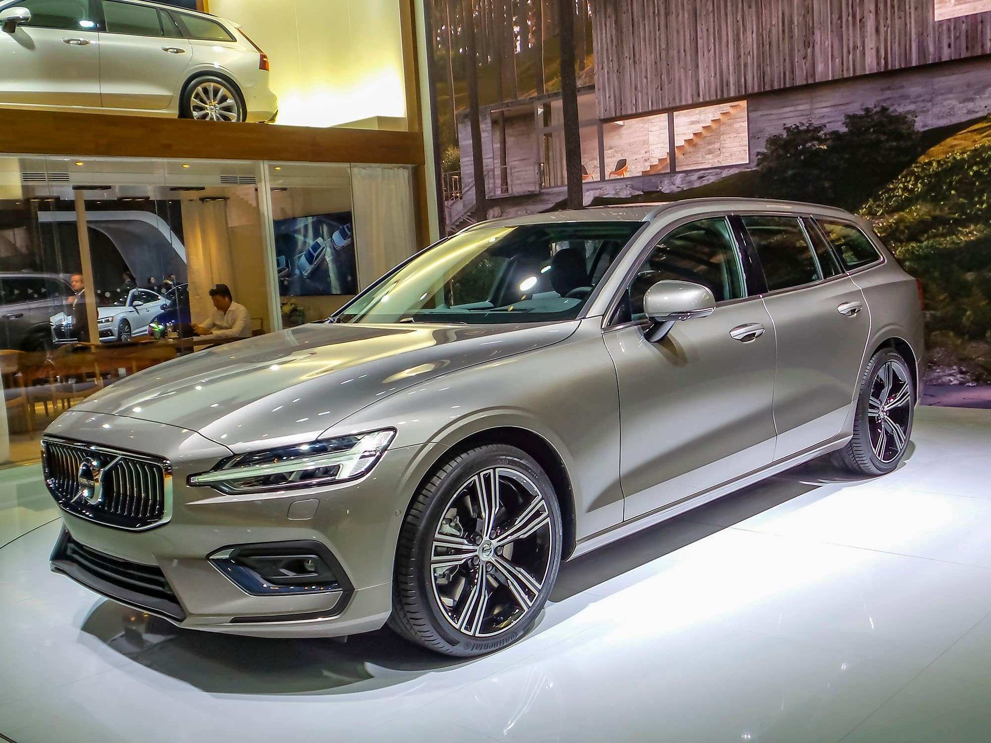 43 All New Volvo Wagon V60 2019 Price And Release Date Exterior with Volvo Wagon V60 2019 Price And Release Date