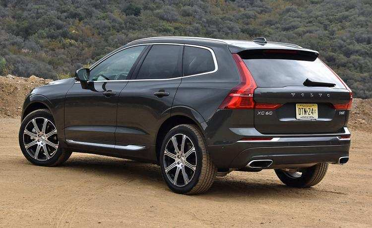 43 Best Review Best Volvo 2019 Xc60 Review Exterior Pricing with Best Volvo 2019 Xc60 Review Exterior