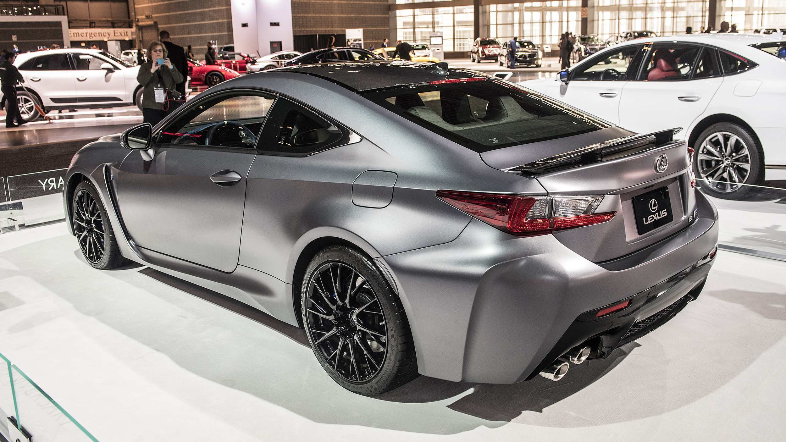 43 Best Review Lexus 2019 Rc Wallpaper with Lexus 2019 Rc