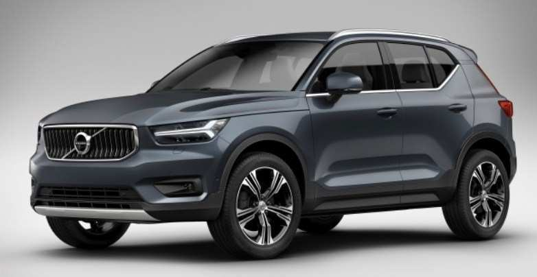 43 Best Review New Volvo Xc40 2019 Release Redesign by New Volvo Xc40 2019 Release