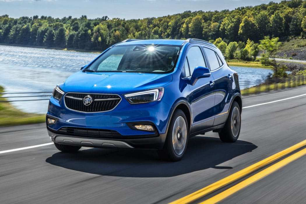 43 Best Review The Buick Encore 2019 New Review Specs by The Buick Encore 2019 New Review