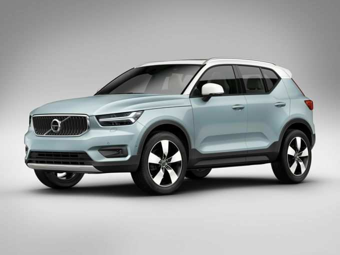 43 Concept of New Volvo Xc40 2019 Release Redesign for New Volvo Xc40 2019 Release