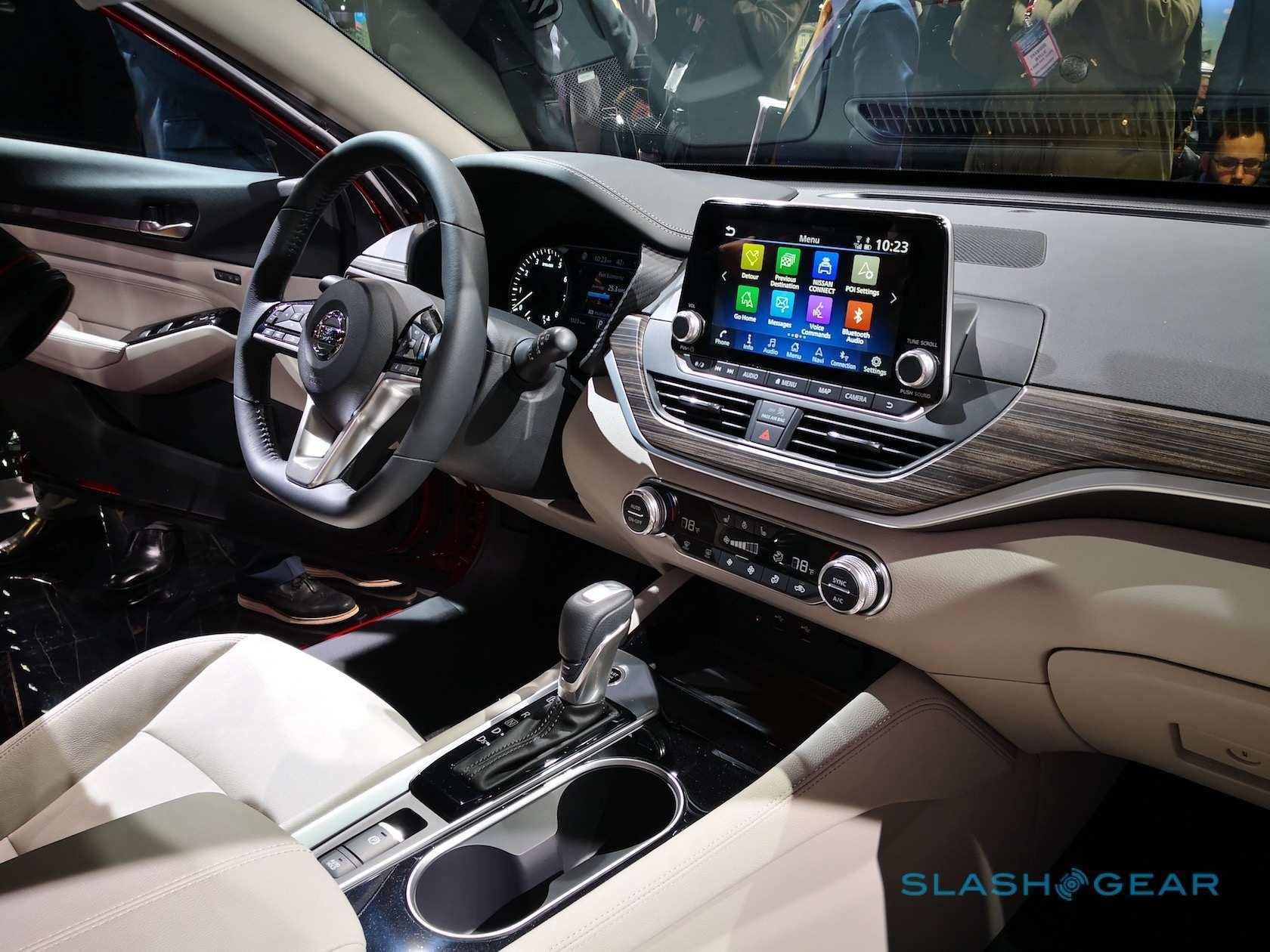 43 Concept of The 2019 Nissan Altima Interior Redesign And Concept Redesign and Concept with The 2019 Nissan Altima Interior Redesign And Concept