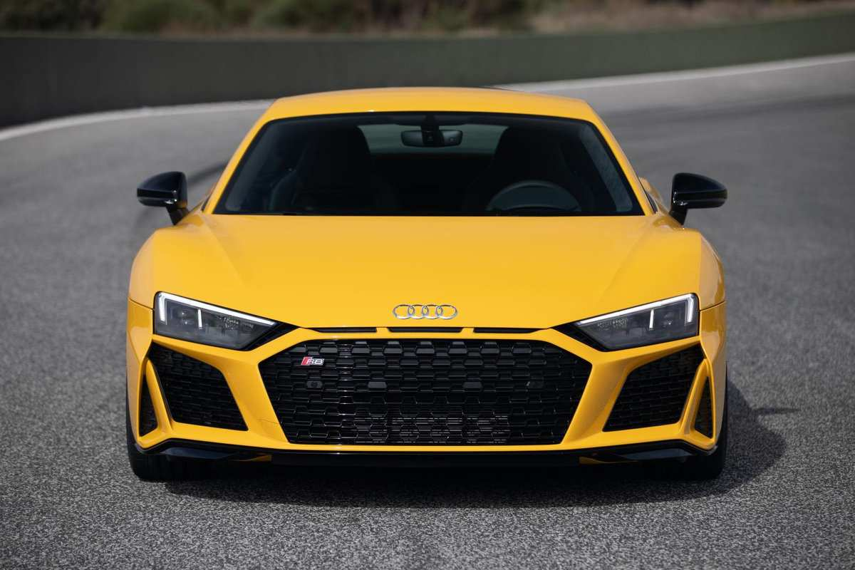 43 Concept of The R8 Audi 2019 Review And Price Prices with The R8 Audi 2019 Review And Price