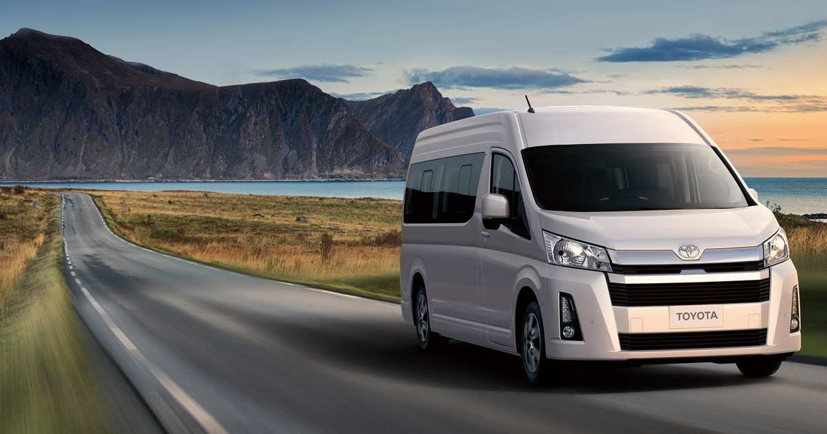 43 Concept of The Toyota Bus 2019 Performance Rumors by The Toyota Bus 2019 Performance