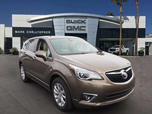 43 Gallery of Best 2019 Buick Envision Preferred Release Date Review with Best 2019 Buick Envision Preferred Release Date