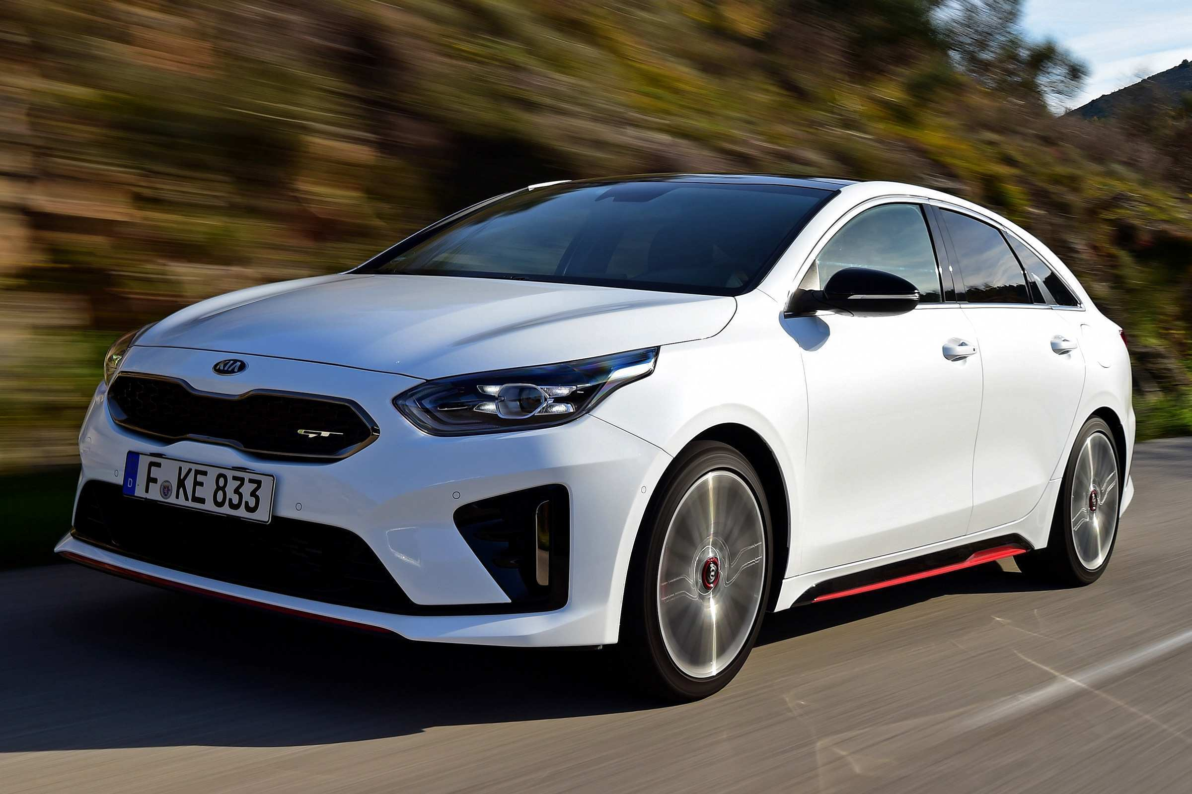 43 Gallery of Kia Ceed Gt 2019 Spy Shoot by Kia Ceed Gt 2019