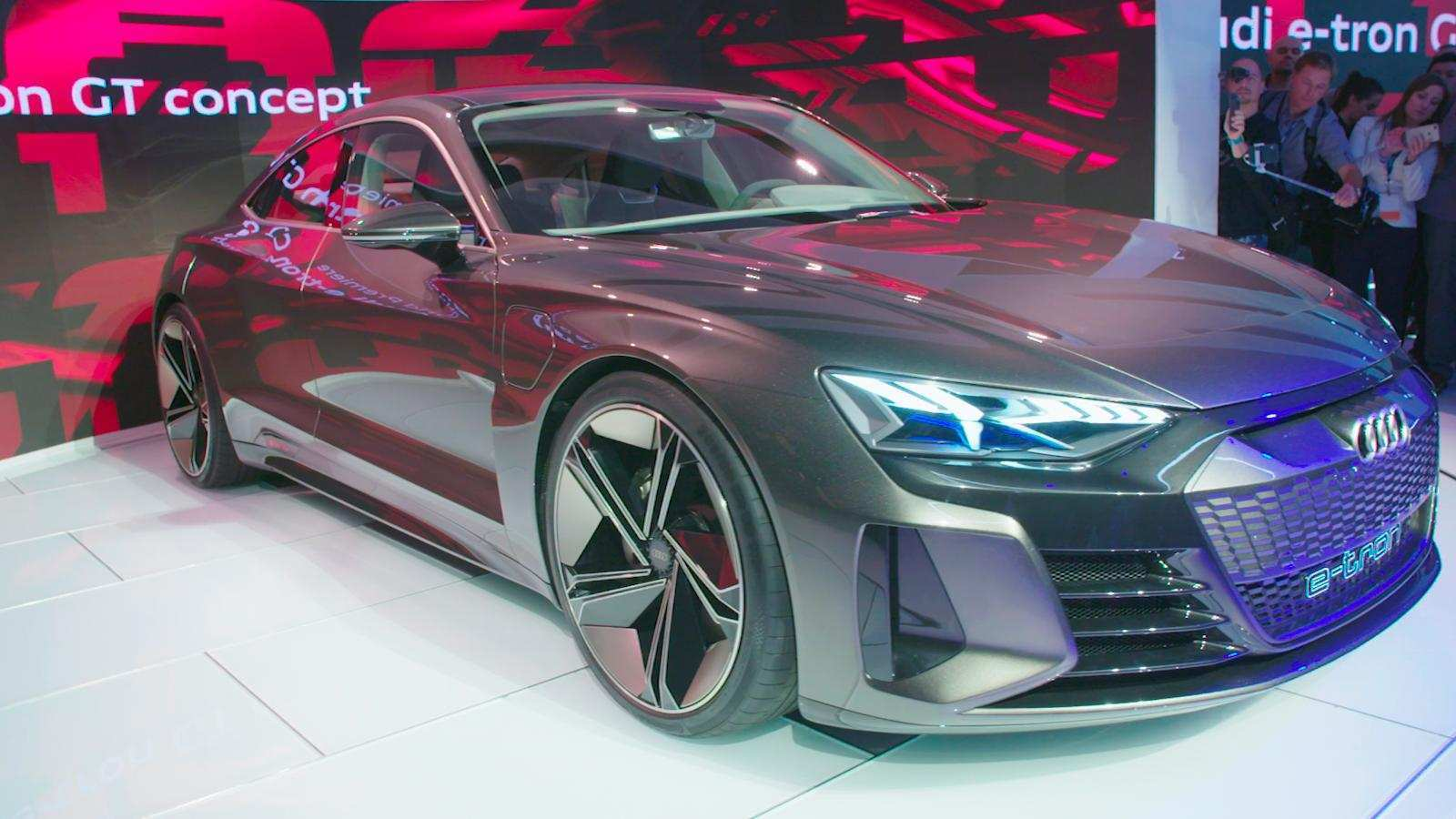 43 Gallery of New Fastest Audi 2019 Concept Wallpaper for New Fastest Audi 2019 Concept