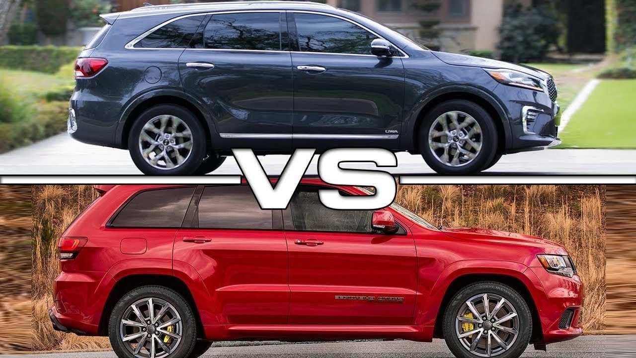 43 Gallery of The 2019 Jeep Cherokee Vs Kia Sorento New Review Style with The 2019 Jeep Cherokee Vs Kia Sorento New Review