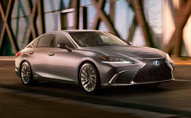 43 Gallery of The Lexus Es 2019 Weight Review And Specs Price with The Lexus Es 2019 Weight Review And Specs