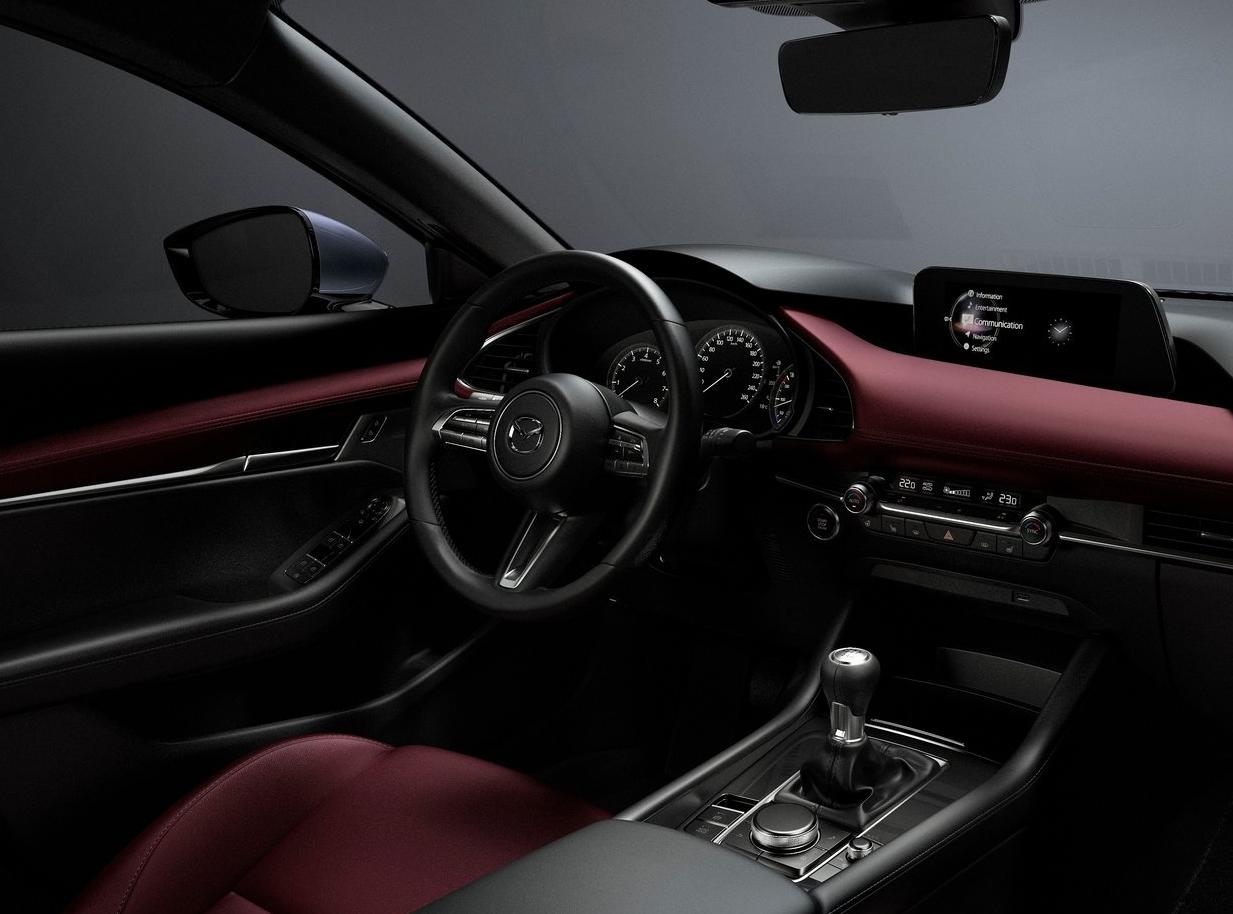 43 Gallery of The Mazda 2019 Engine New Interior Release Date with The Mazda 2019 Engine New Interior
