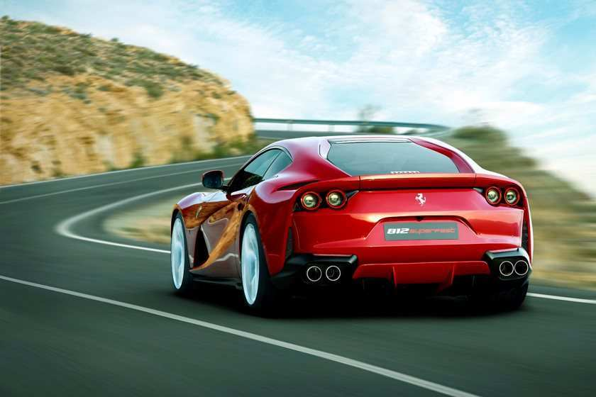 43 Great 2019 Ferrari Superfast Interior Overview by 2019 Ferrari Superfast Interior