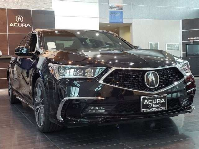 43 Great New 2019 Acura Rlx Sport Hybrid Redesign Price And Review New Review for New 2019 Acura Rlx Sport Hybrid Redesign Price And Review