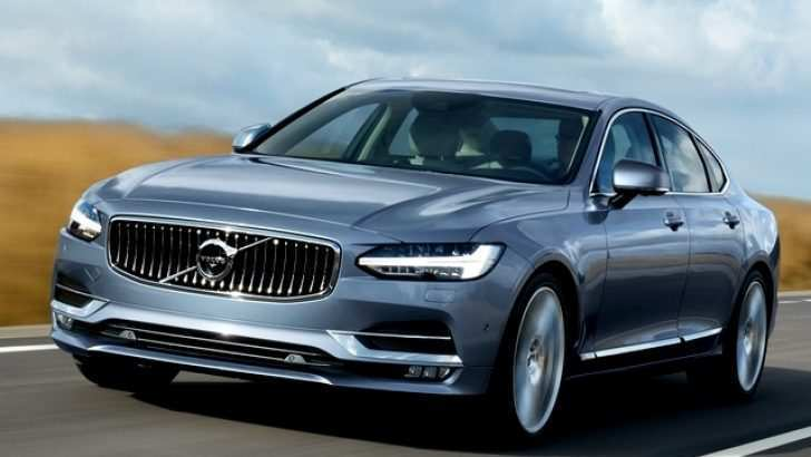 43 Great The S90 Volvo 2019 Review Concept with The S90 Volvo 2019 Review