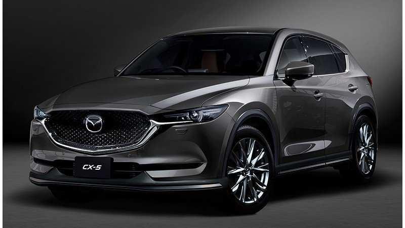 43 New Mazda 2019 Cx 5 Concept Release for Mazda 2019 Cx 5 Concept