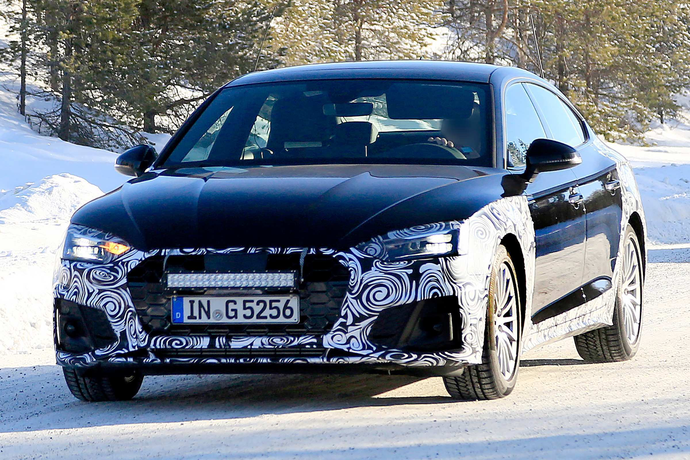 43 New The Audi 2019 Changes Spy Shoot Style with The Audi 2019 Changes Spy Shoot