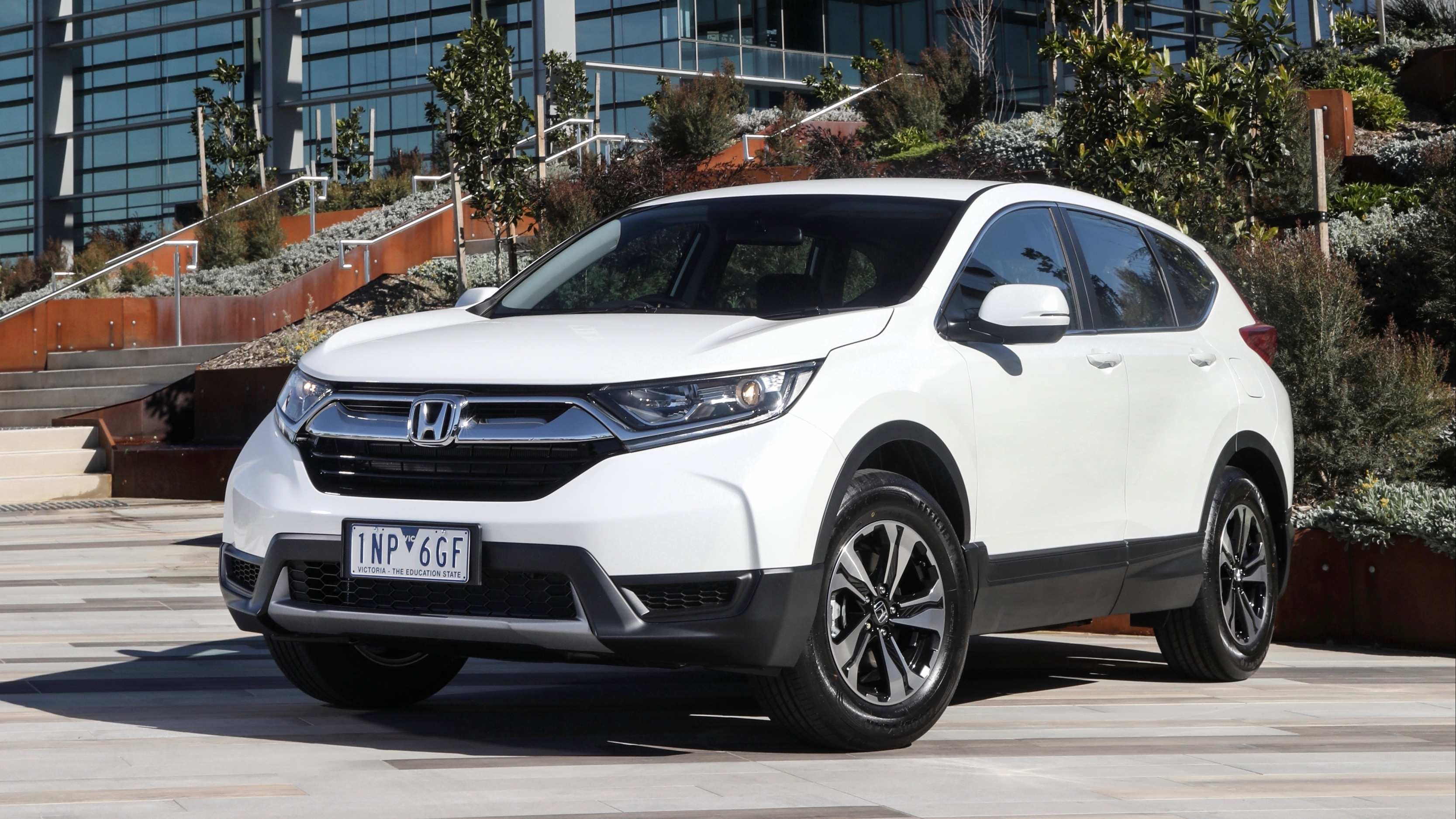 43 New The Crv Honda 2019 Release Redesign and Concept with The Crv Honda 2019 Release