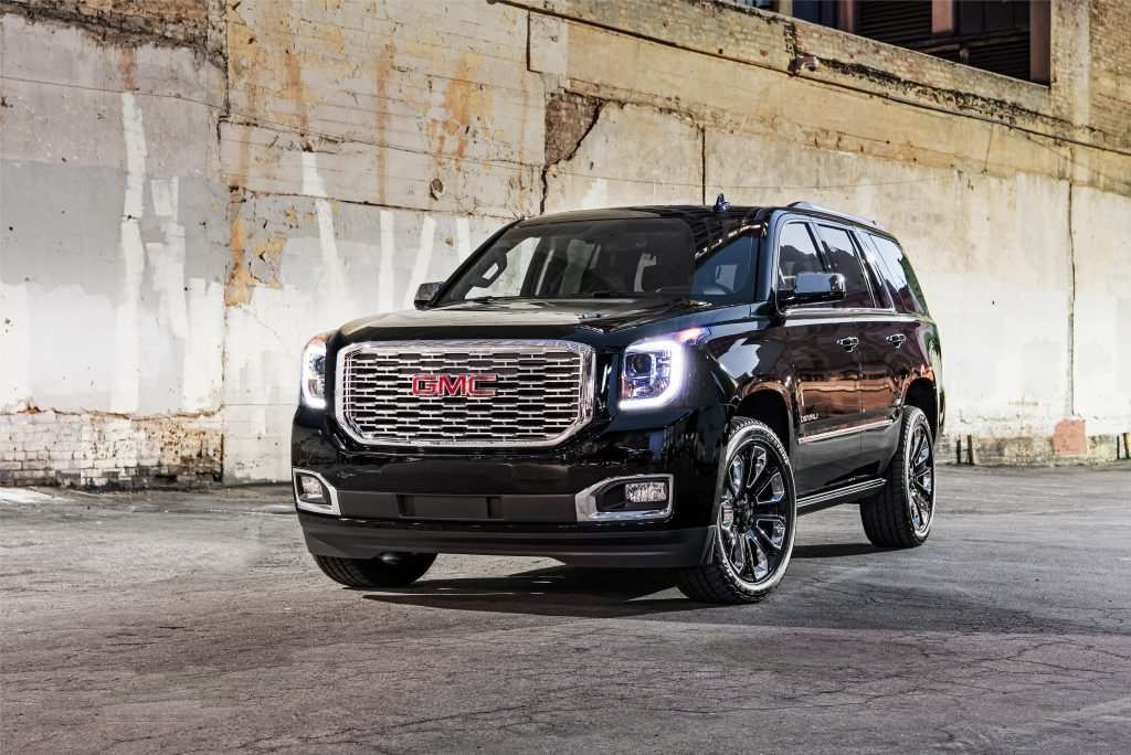 43 New The Gmc Yukon Diesel 2019 Redesign New Concept by The Gmc Yukon Diesel 2019 Redesign