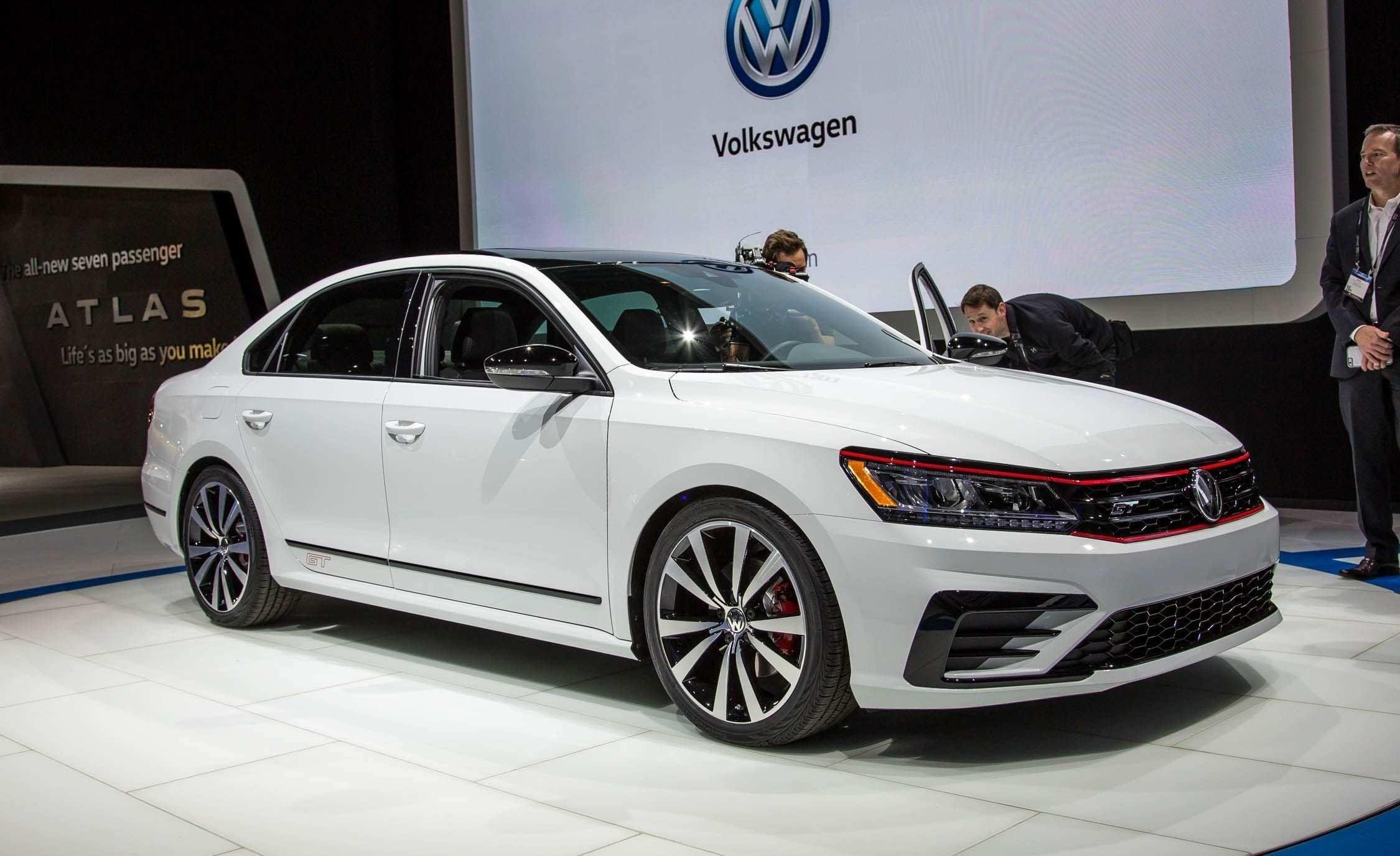 43 The Best Volkswagen Passat Gt 2019 Exterior New Review by Best Volkswagen Passat Gt 2019 Exterior