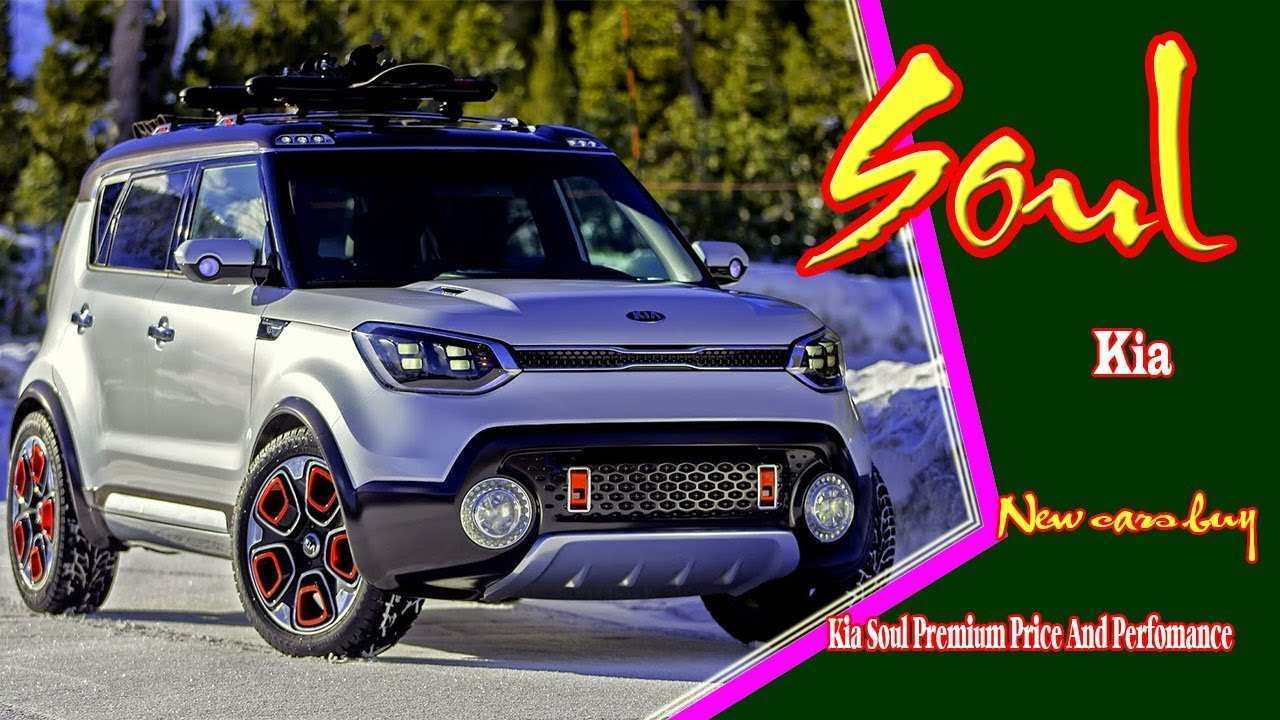 43 The The Kia Trailster 2019 Redesign Images by The Kia Trailster 2019 Redesign