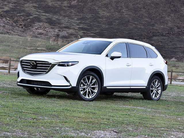 43 The The Mazda X9 2019 Release Specs And Review Style by The Mazda X9 2019 Release Specs And Review