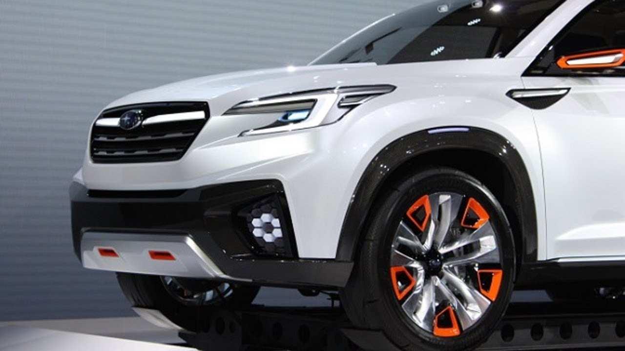 43 The The Subaru Global Platform 2019 Spy Shoot Spesification with The Subaru Global Platform 2019 Spy Shoot