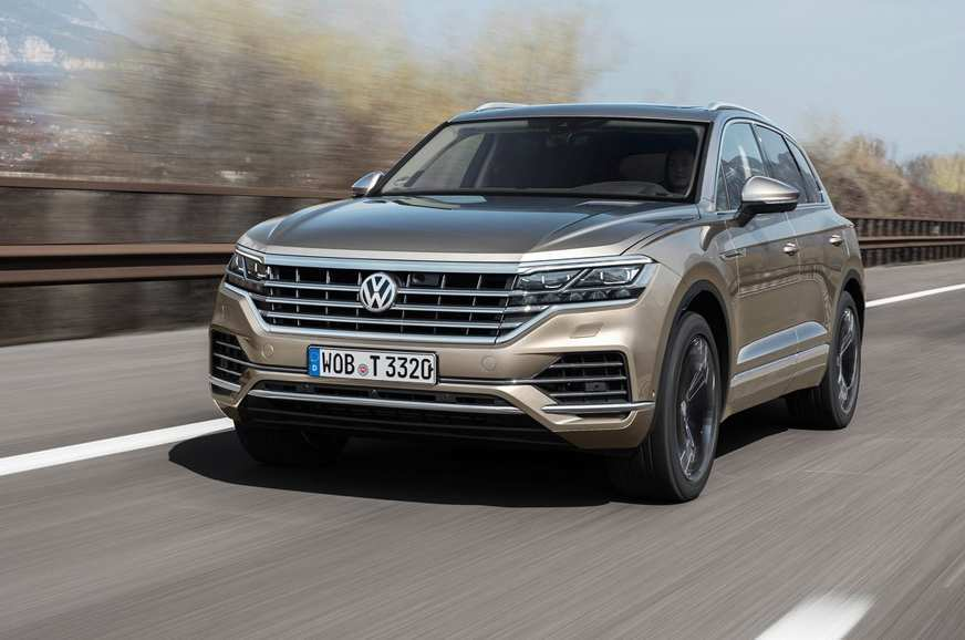43 The The Volkswagen Touareg 2019 India Release Date Performance with The Volkswagen Touareg 2019 India Release Date