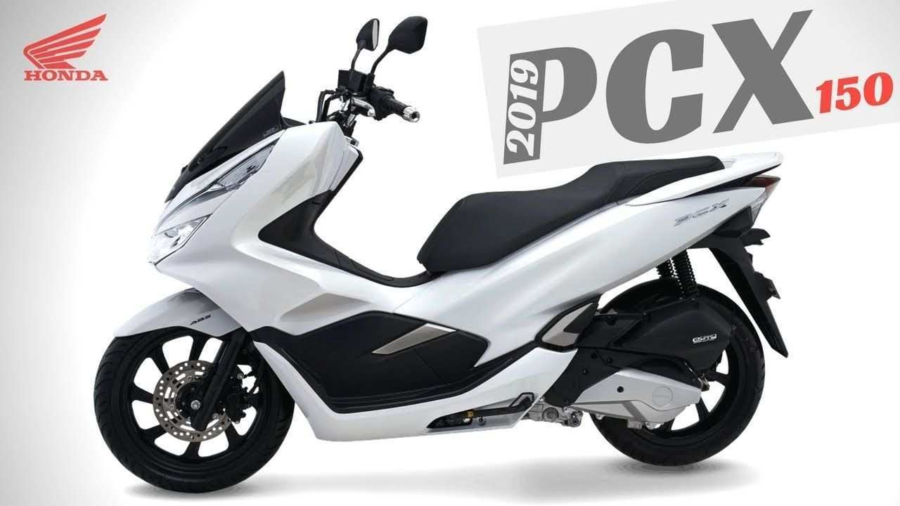 44 All New New 2019 Honda Pcx150 Redesign Performance by New 2019 Honda Pcx150 Redesign