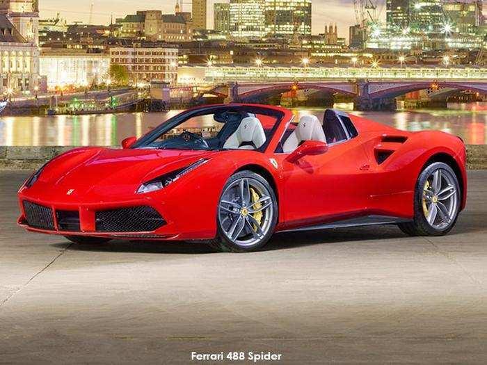 44 All New The 2019 White Ferrari Spesification Interior for The 2019 White Ferrari Spesification