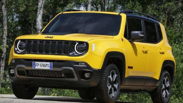 44 All New The Jeep Renegade 2019 India New Review Spy Shoot for The Jeep Renegade 2019 India New Review