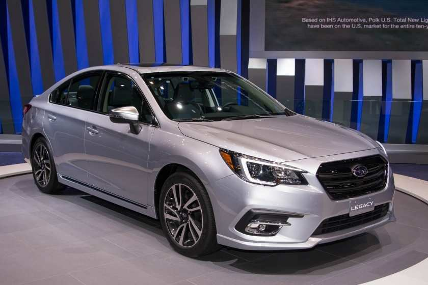 44 All New The Subaru Legacy Gt 2019 Performance Exterior by The Subaru Legacy Gt 2019 Performance