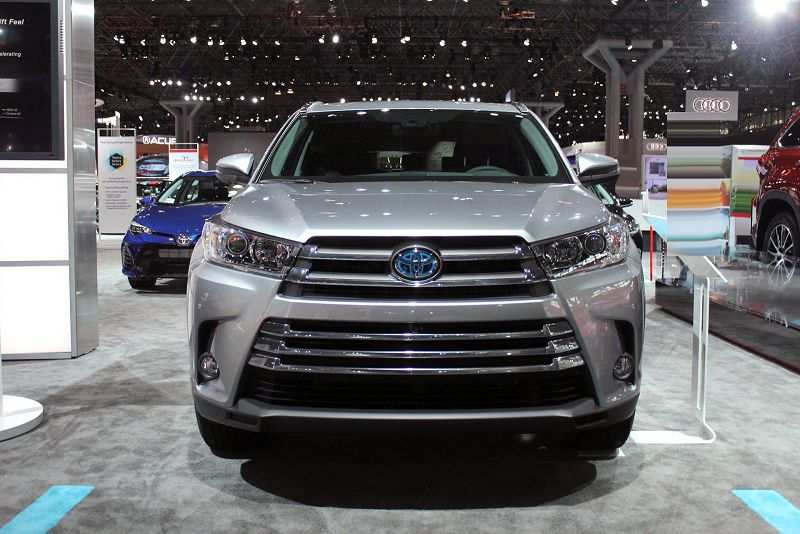 44 All New Toyota 2019 Highlander Colors Overview Engine for Toyota 2019 Highlander Colors Overview