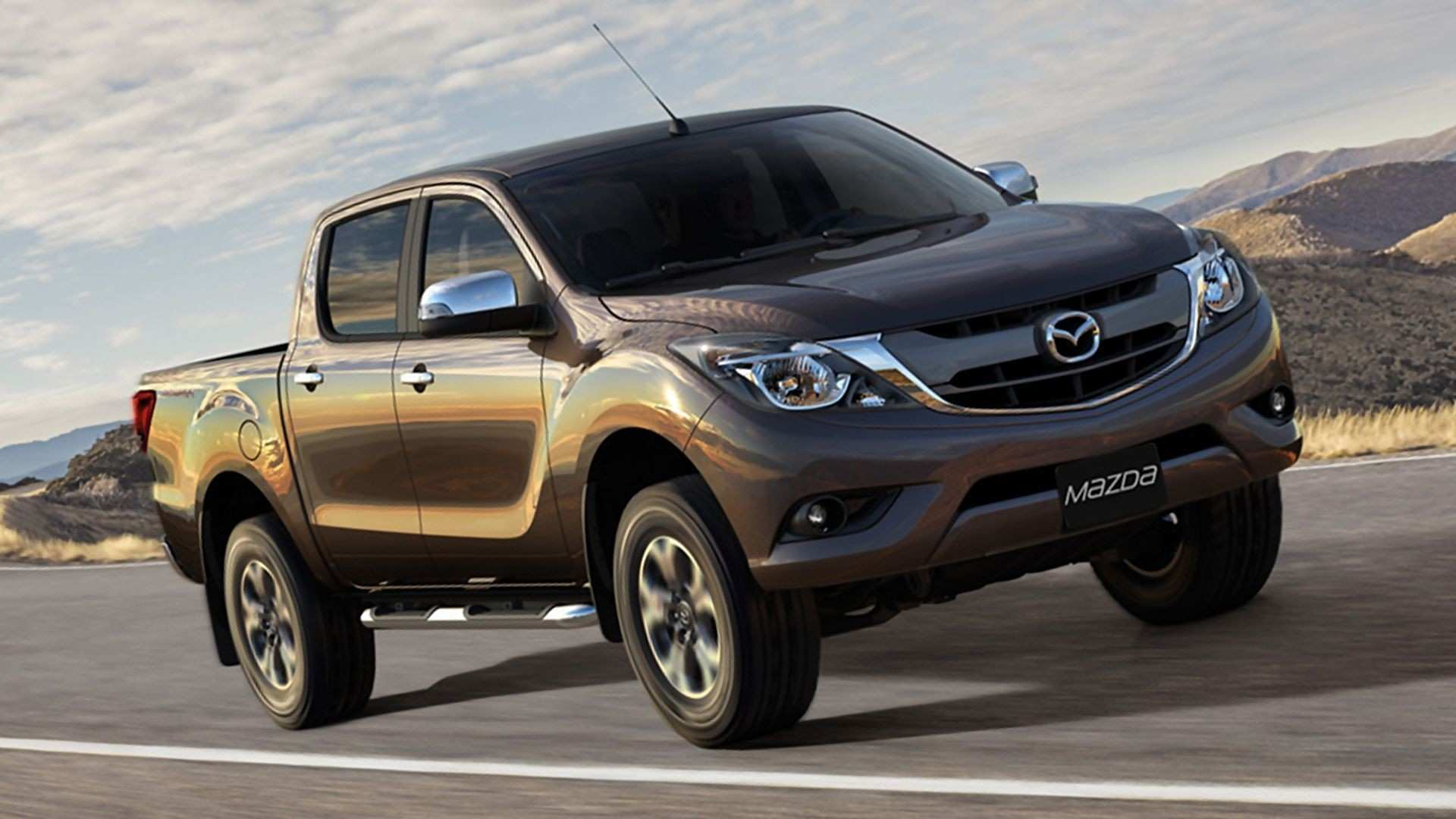44 Best Review Best 2019 Mazda Truck Usa First Drive Exterior by Best 2019 Mazda Truck Usa First Drive