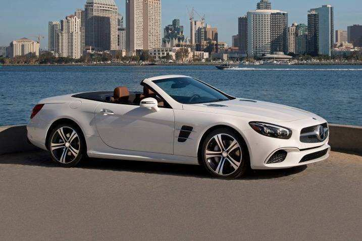 44 Best Review Mercedes Sl 2019 Release Date by Mercedes Sl 2019