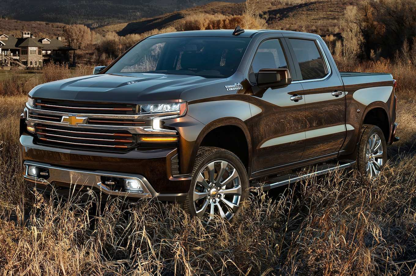 44 Best Review New 2019 Chevrolet Silverado Interior Specs And Review Interior for New 2019 Chevrolet Silverado Interior Specs And Review