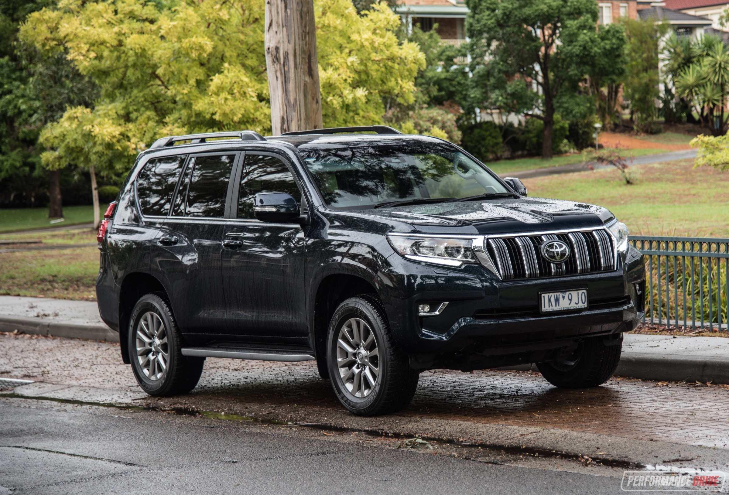 44 Best Review Toyota Prado 2019 Australia Prices by Toyota Prado 2019 Australia