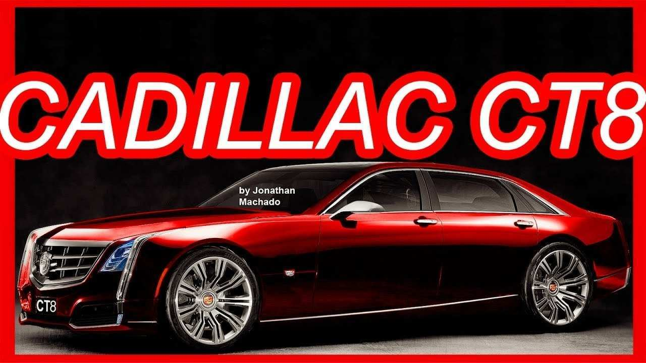 44 Concept of Cadillac Flagship 2019 Release Date Speed Test with Cadillac Flagship 2019 Release Date