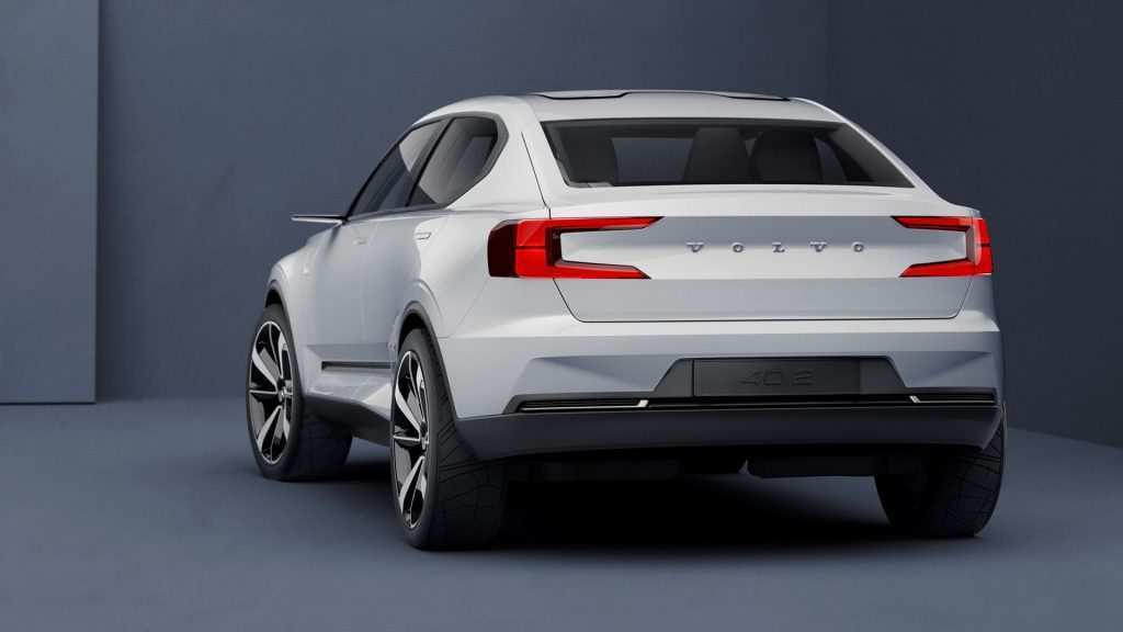 44 Concept of Electric Volvo 2019 Concept by Electric Volvo 2019