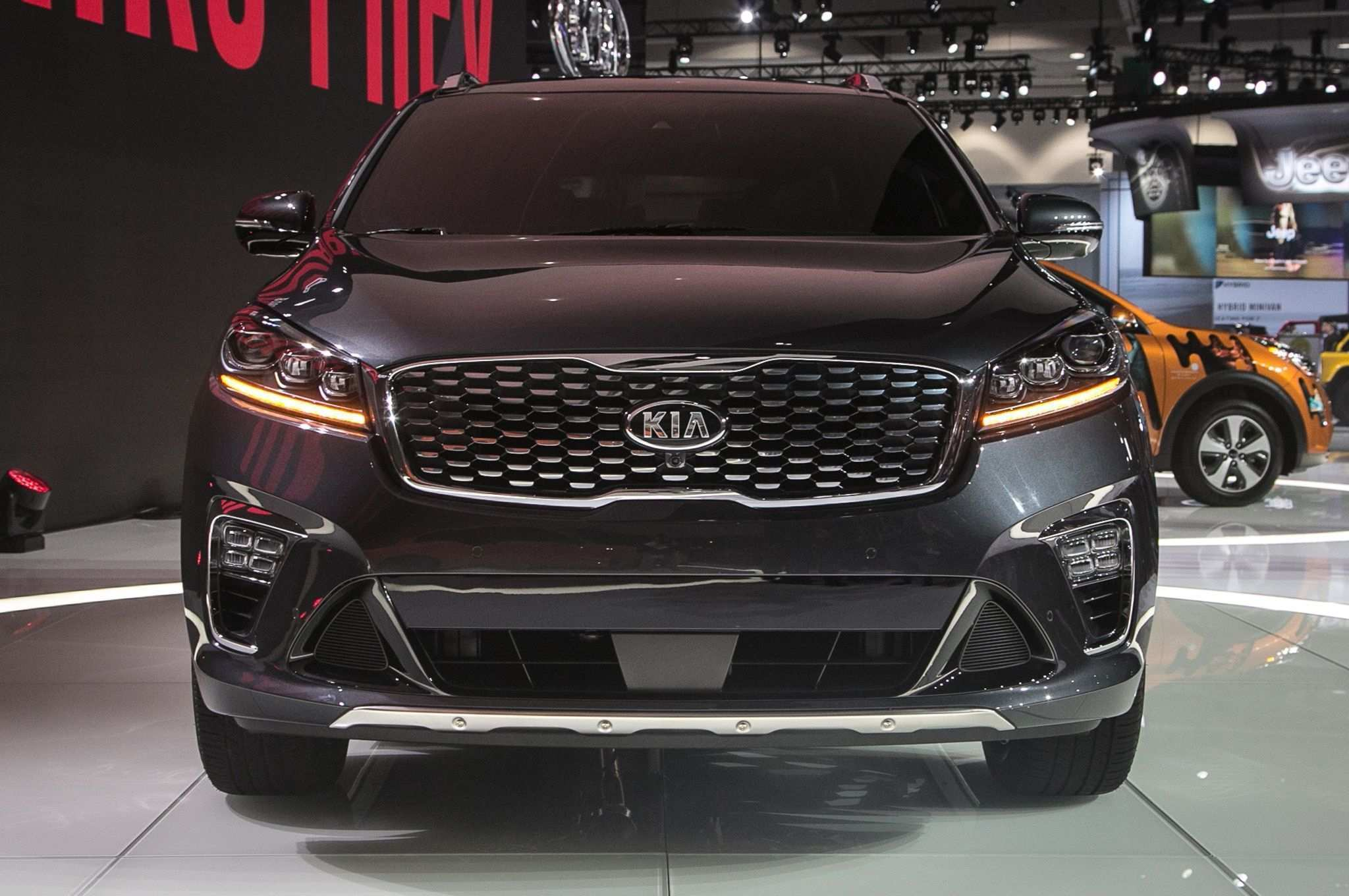 44 Concept of New Kia Vehicles 2019 Exterior And Interior Review History with New Kia Vehicles 2019 Exterior And Interior Review