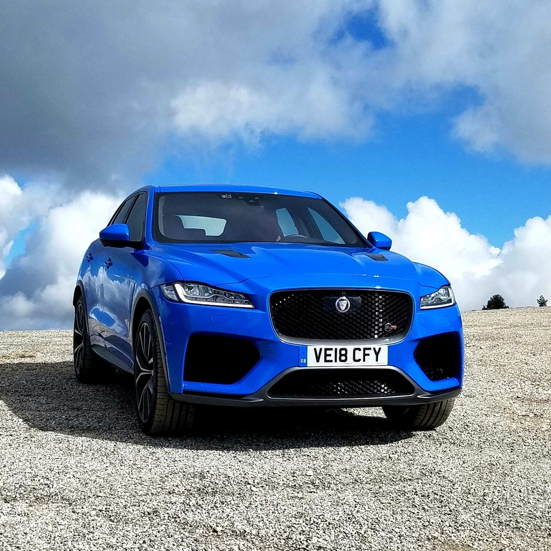 44 Concept of The 2019 Jaguar F Pace Interior First Drive Redesign and Concept with The 2019 Jaguar F Pace Interior First Drive