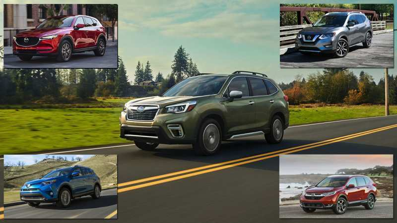 44 Concept of The 2019 Subaru Forester Vs Jeep Cherokee Review Pictures for The 2019 Subaru Forester Vs Jeep Cherokee Review